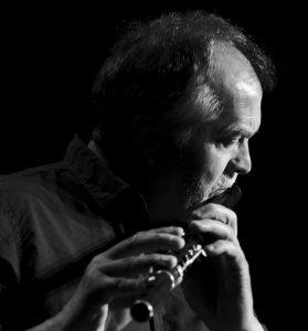 Concert de Jean-Michel Veillon (flûte traversière en bois) & guests : Lettere e Caffè - Rome (Italie) @ Lettere e Caffè | Roma | Lazio | Italie