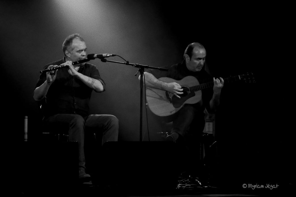 Jean-Michel Veillon & Yvon Riou at the Ballincollig Winter Music Festival, co Cork, Ireland @ Ballincollig Winter Music Festival