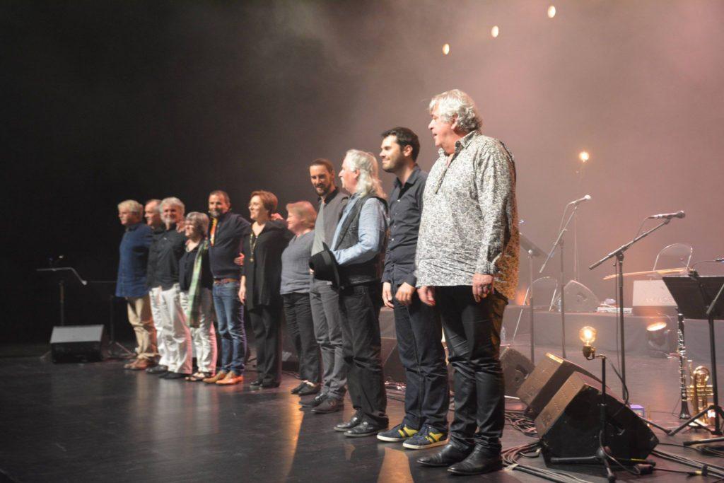 Concert hommage à Yann-Fañch Kemener au Liberté (Gouel Yaouank, Rennes) le 20 novembre 2021 @ Salle Le Liberté